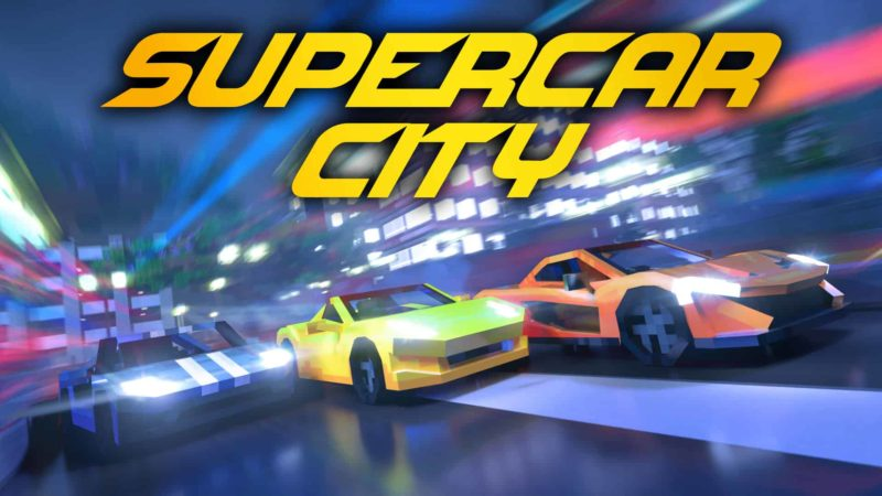 Supercar City